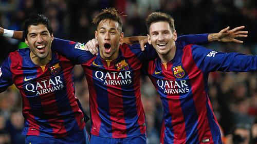 Barça lideruje w najlepszej drużynie Ligi Mistrzów