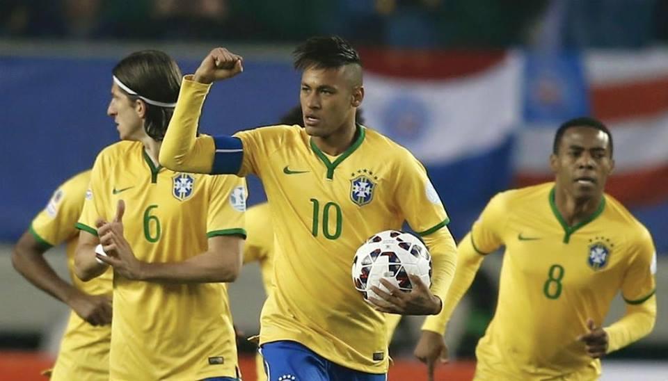 Koniec Copa América dla Neymara
