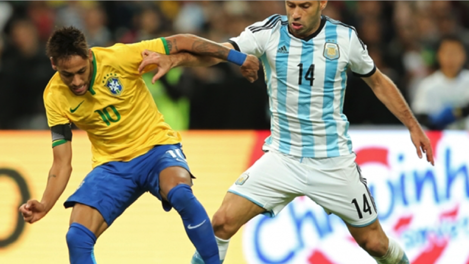 Mascherano: Neymar ma dopiero 23 lata