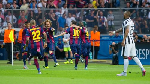 Świadkowie historii; Juventus Turyn – FC Barcelona 1:3