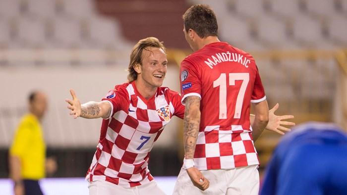 Chorwacja na remis z Włochami