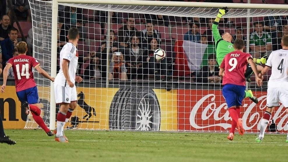 Ter Stegen debiutuje na Mistrzostwach Europy U21