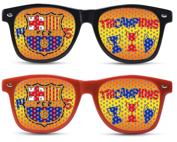 Mistrzowskie okulary przeciwsłoneczne TRICAMPIONS!