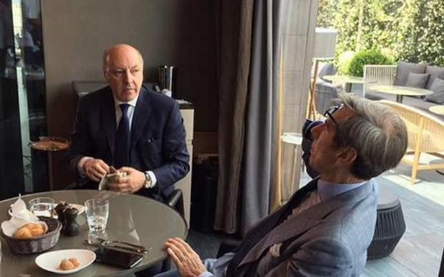 Ariedo Braida spotkał się z włoskimi agentami