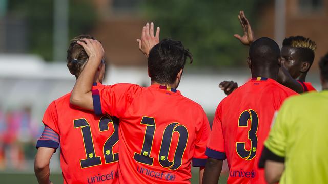 Przeciwnicy Barçy B w Segunda B