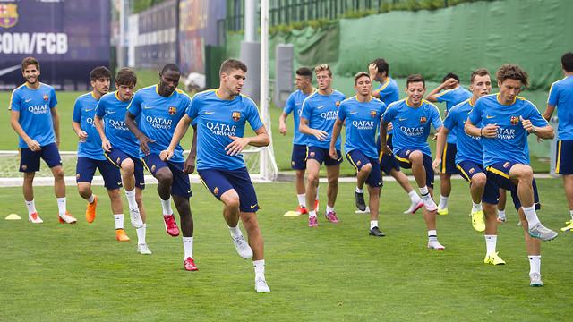 Rezerwy wracają do treningów w Ciudad Deportiva