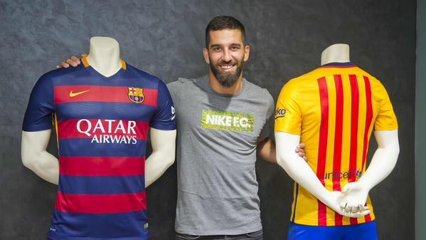 Arda Turan sprzedał 24 000 koszulek w dwa dni