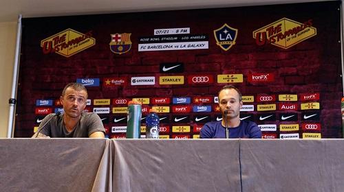 Luis Enrique: Moim zadaniem jest podtrzymywać chęci zawodników