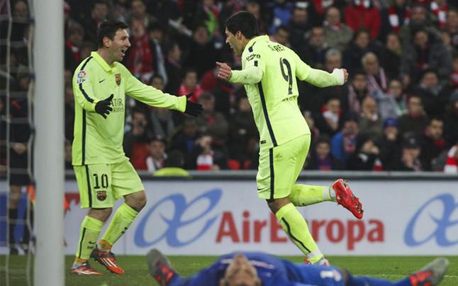 Suárez: Messi jest zawsze odpowiedzialny za wszystko