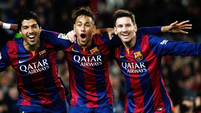 Messi, Neymar i Suárez, kandydaci do nagrody dla Najlepszego Zawodnika