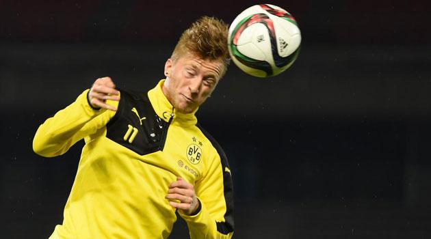 Reus nie chciał przejść do Barçy z powodu konkurencji