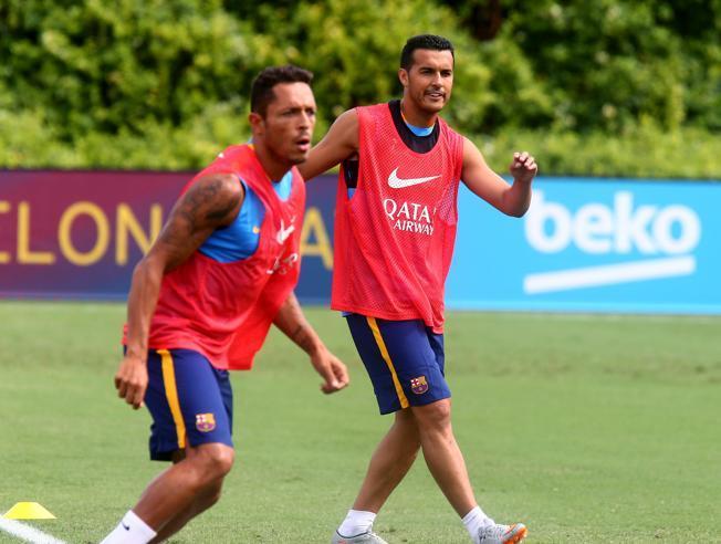 Pedro i Adriano poinformowali kolegów o odejściu