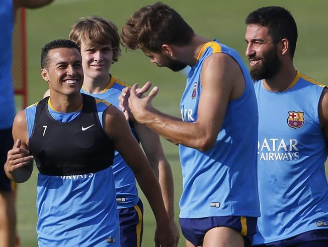 Manchester chce transferu Pedro