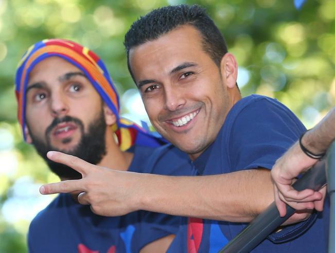 Arsenal oferuje 32 miliony za Pedro