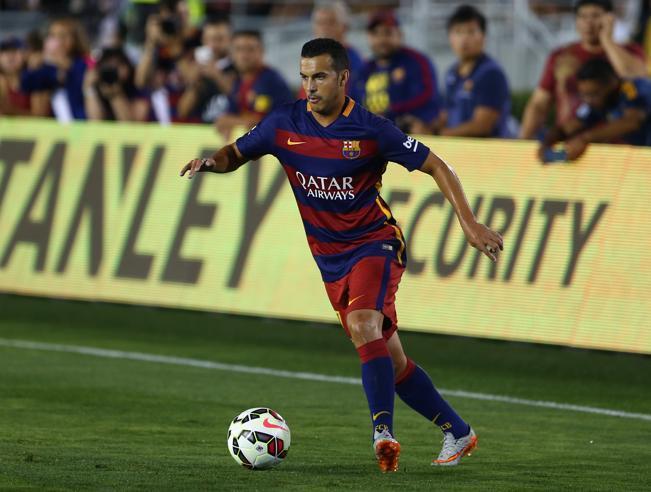 PSG wciąż myśli o Pedro