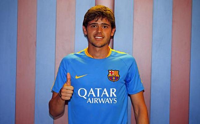 Xavi Quintillà przedłużył kontrakt z Barçą B do 2018