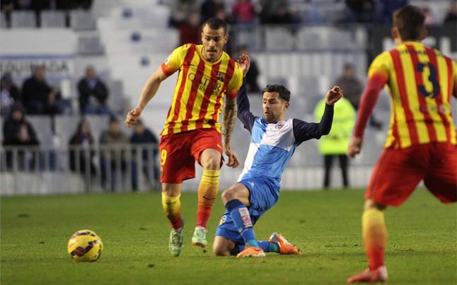 Barça B może wrócić do Segunda División