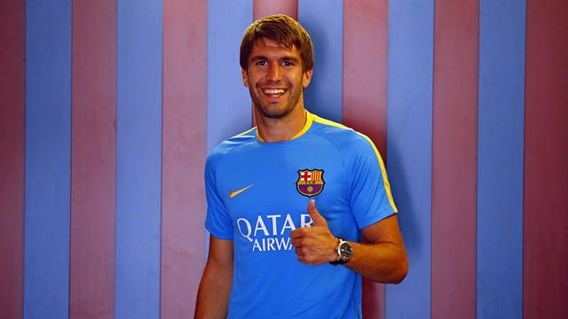 Sergio Juste przedłużył kontrakt z Barçą B