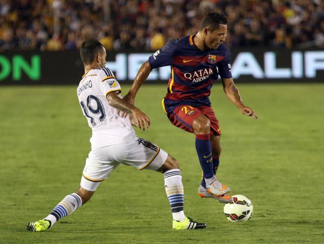 W Barcelonie liczą na Adriano