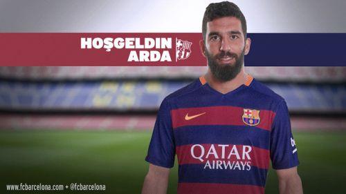 Oficjalnie: Arda piłkarzem Barcelony!