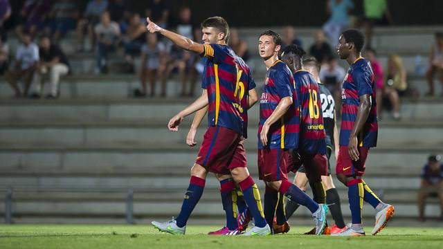 Udany debiut Gerarda Lópeza: Barça B 5-1 Terrassa FC