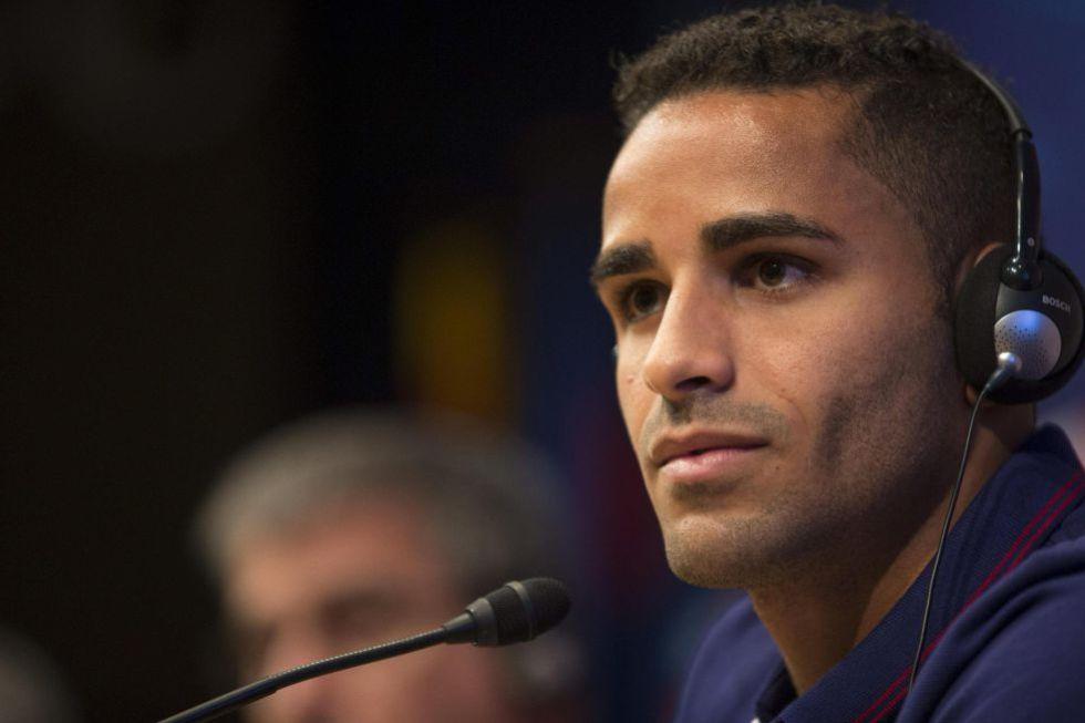 Douglas: Mogę się dostać tam, gdzie chce trener