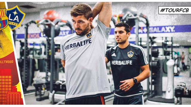 Gerrard: Przed Barceloną świetlana przyszłość