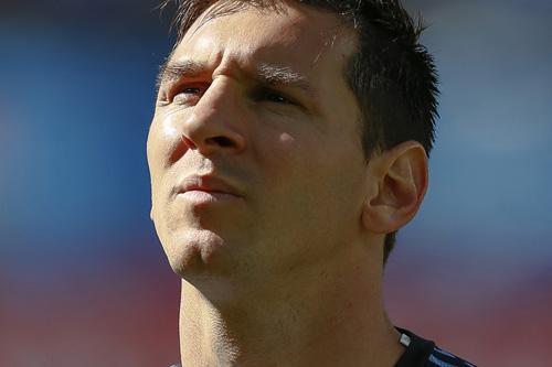 Leo Messi, La Liga