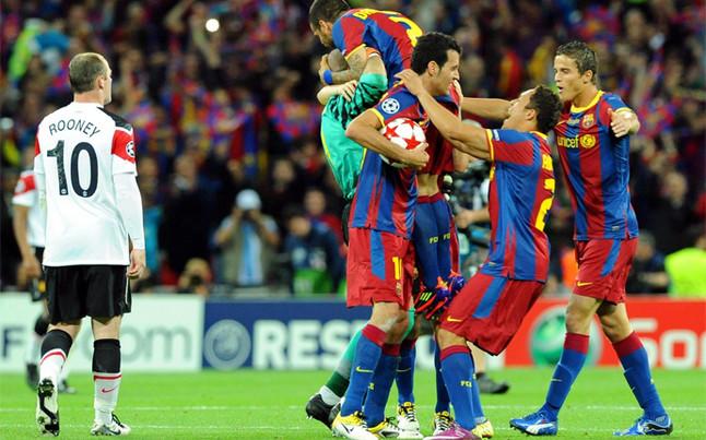 Rooney: Ta Barça jest tak samo dobra, jak za Guardioli
