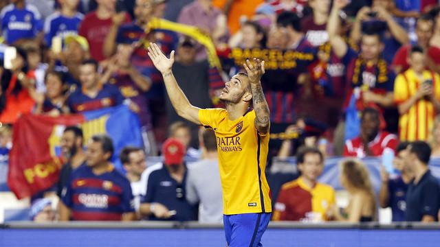 Porażka dopiero w karnych: FC Barcelona 2-2 (2-4) Chelsea