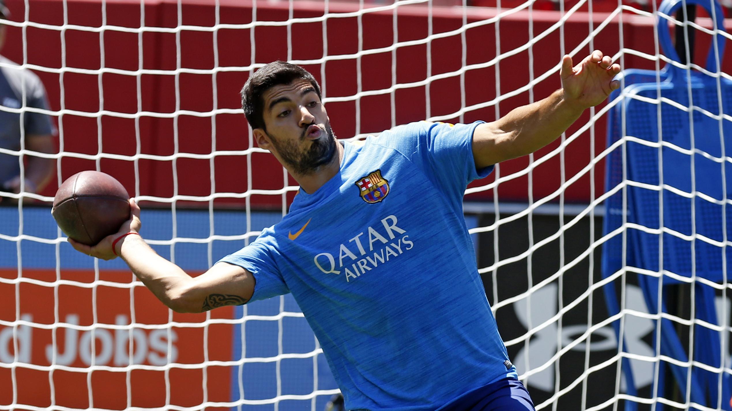 Suárez: Musimy złapać odpowiedni rytm