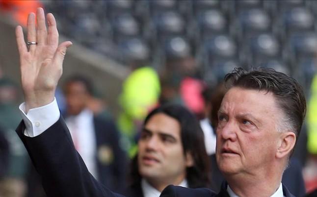 Van Gaal: Szanuję Messiego za talent i skromność