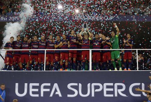 Niesamowity mecz: FC Barcelona – Sevilla FC (5:4)