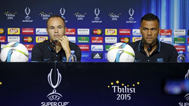 Alves: Spotkania z Sevillą zawsze są wyjątkowe