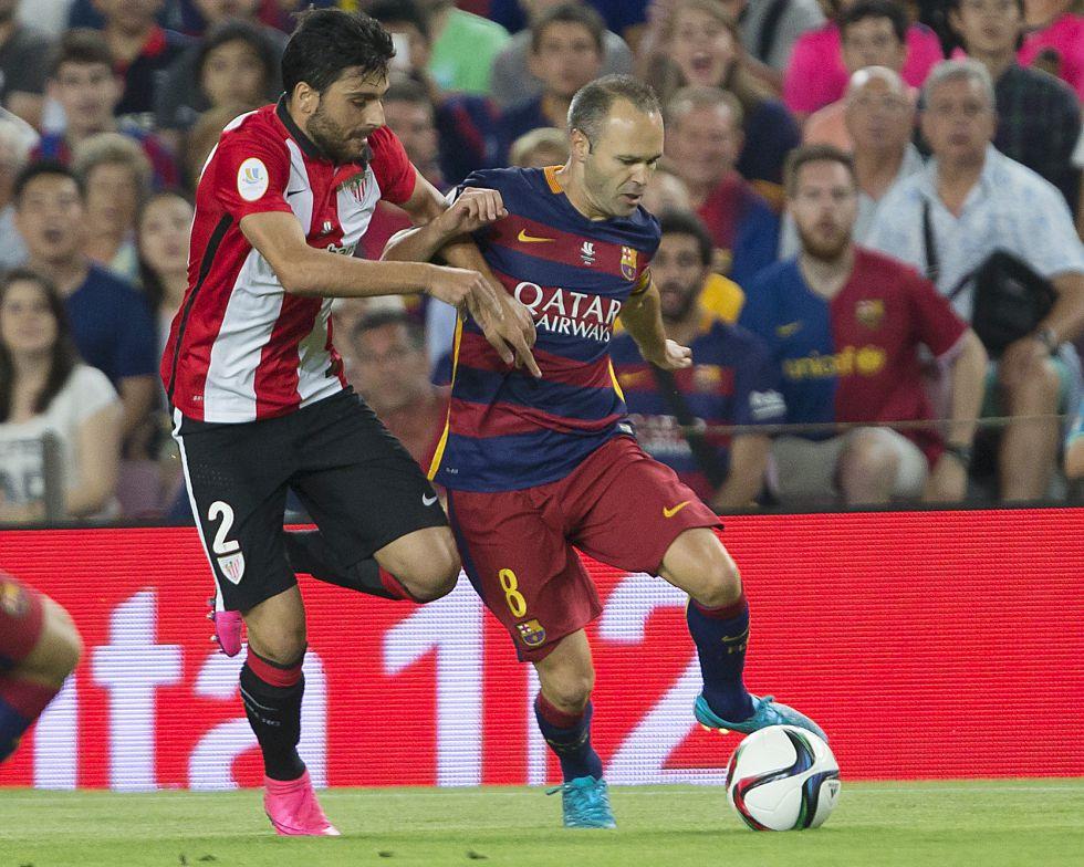 Iniesta: Zadecydowały błędy z pierwszego spotkania