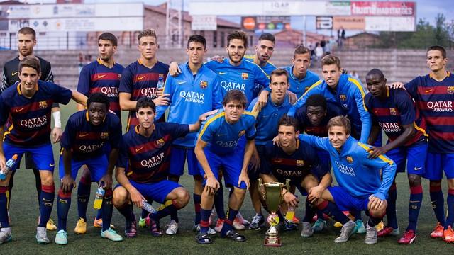 AEC Manlleu – FC Barcelona B: Koniec presezonu bez przegranej (0:1)