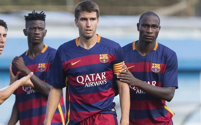 Barça B zagra ostatni mecz w presezonie w Manlleu