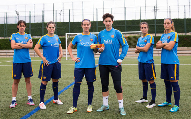 Żeńska Barça wybrała kapitanów