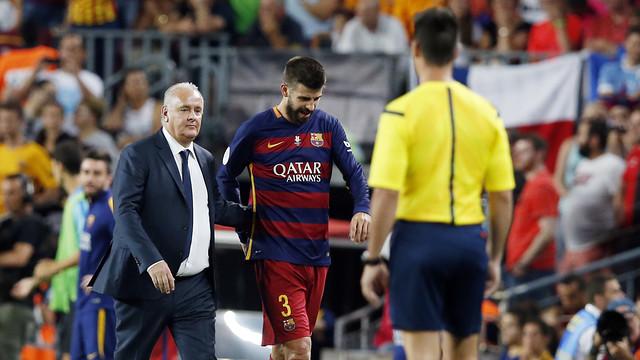 Cztery mecze zawieszenia dla Piqué