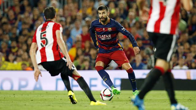 FC Barcelona odwoła się od kary Gerarda Piqué