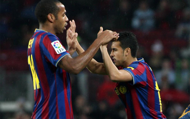 Henry o transferze Pedro do Manchesteru