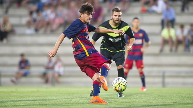 Joel Huertas wypożyczony do Lleida Esportiu
