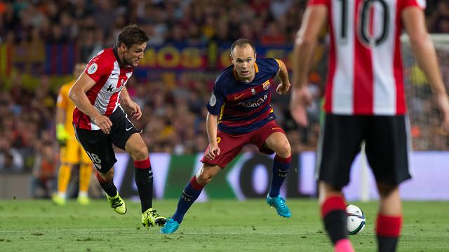 Iniesta: Tylko wydaje się, że możemy wygrać wszystko bez wysiłku