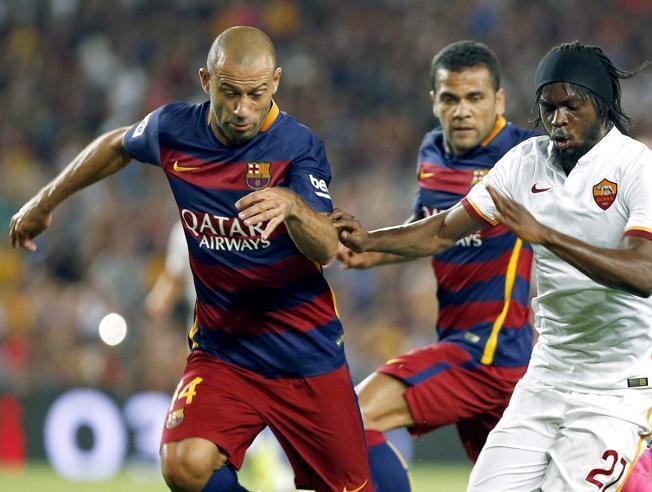 Mascherano: Moje przywiązanie do Barçy jest niepodważalne