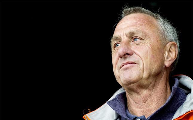 Cruyff: Obecny styl Barçy działa tylko przy wysokiej intensywności
