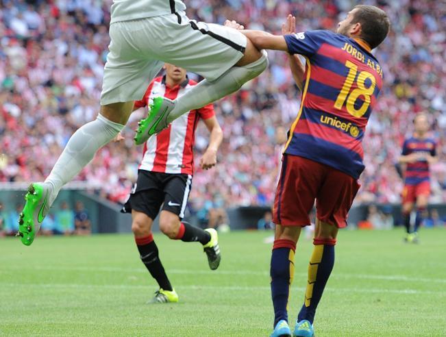Alba: Barça jest przyzwyczajona do takich sytuacji