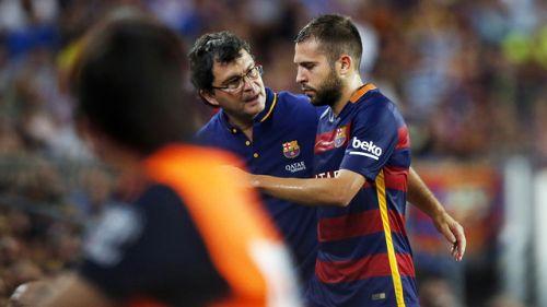 Jordi Alba powołany na mecz z Athletikiem