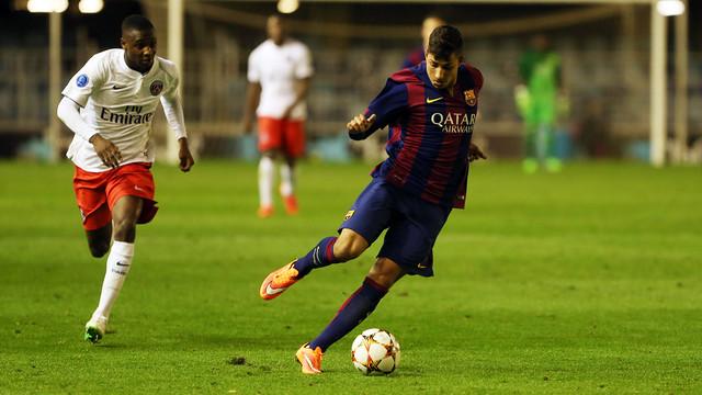 Rywale Barçy w Młodzieżowej Lidze Mistrzów UEFA