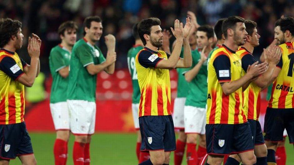 Co z meczem Katalonia – Kraj Basków?