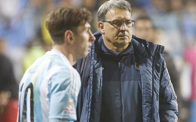 Martino: Gdybym był Messim, zrezygnowałbym z gry w kadrze